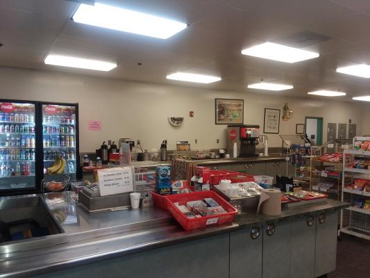 Los Angeles County  5 Days Cafeteria - In USPS Distribution Center For Sale