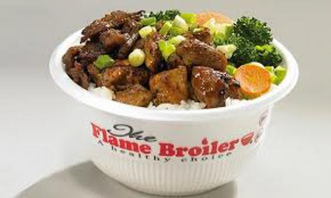 Los Angeles Flame Broiler Franchise Restaurant For Sale