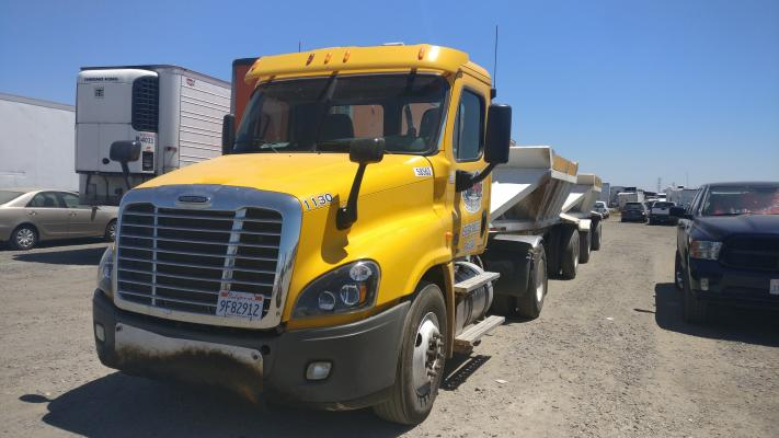 Transportation Service - Aggregates Delivery Business For Sale