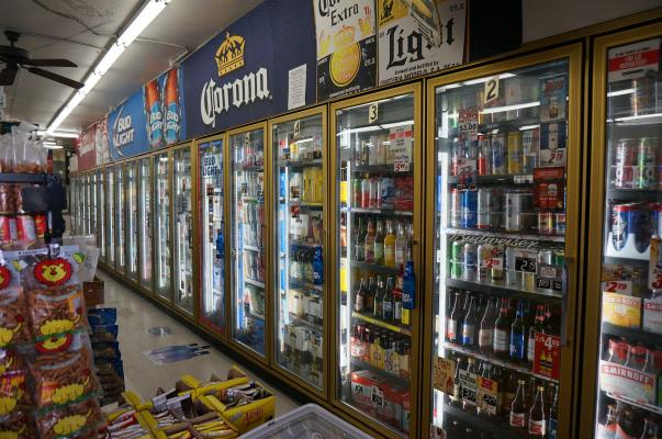 North County, San Diego Market - Beer And Wine With Real Estate For Sale