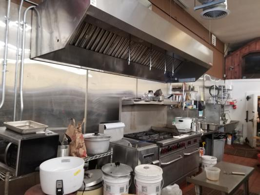 South San Francisco Commercial, Commissary, Kitchen With Food Truck For Sale
