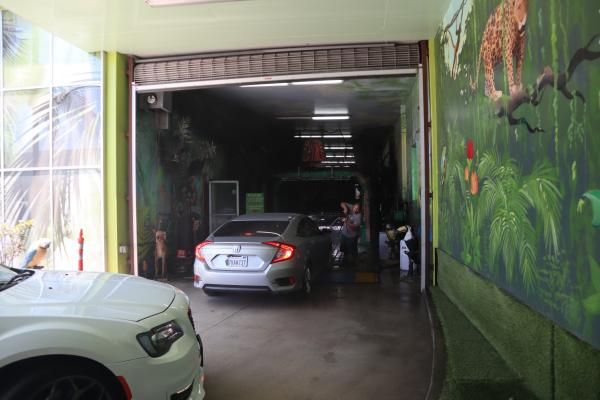 Express Car Wash With Real Estate Business For Sale