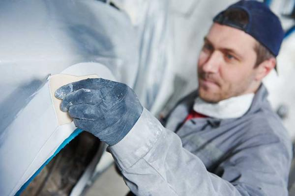 San Diego County Auto Body Repair Shop For Sale