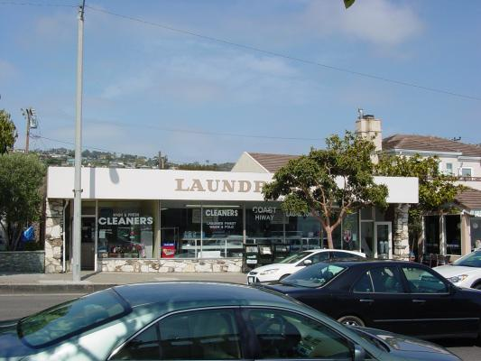 Laguna Beach, Orange County Coin Laundromat, Dry Cleaners For Sale