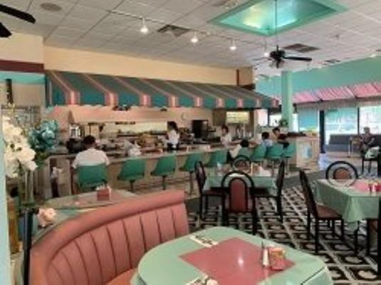 Orange County Cafe Restaurant For Sale