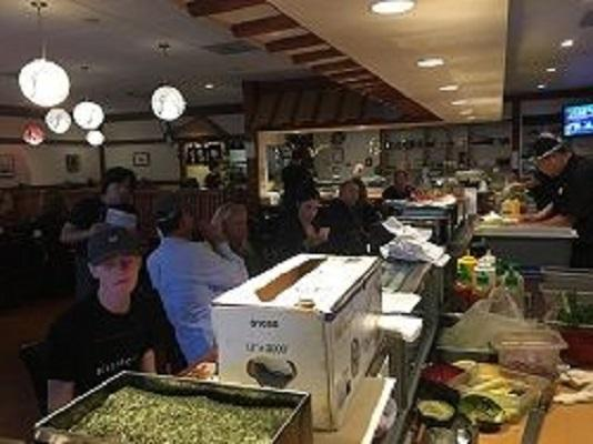 Orange County Area Japanese Sushi Bar - Absentee Run For Sale