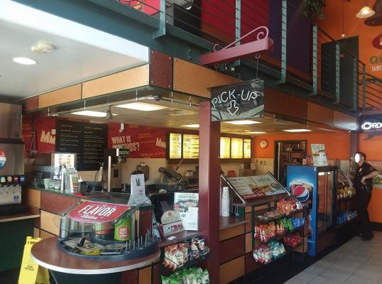 Los Angeles County Sandwich Franchise Restaurant For Sale