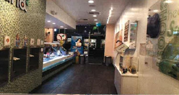 Los Angeles County Yogurtland Franchise - Great Location For Sale