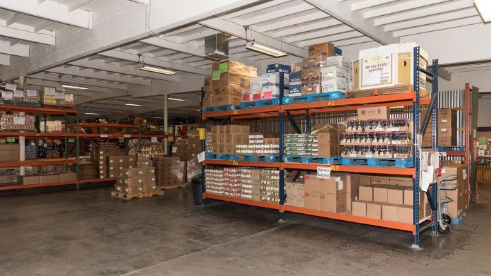 Orange County Food Distribution, Wholesale Company For Sale