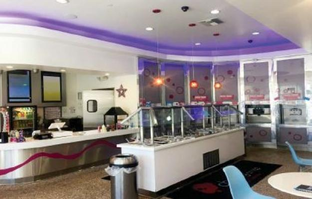 Riverside, UCR Area Yogurt Shop - Great Location, Riverside Plaza For Sale