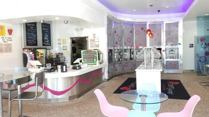 Yogurt Shop - Great Location, Riverside Plaza Business For Sale