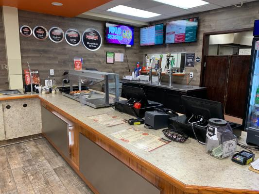 Berkeley, Alameda County Pizza Franchise Restaurant - Can Convert For Sale