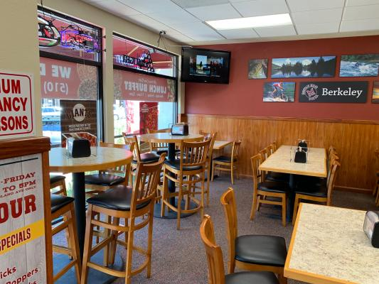 Pizza Franchise Restaurant - Can Convert Business For Sale