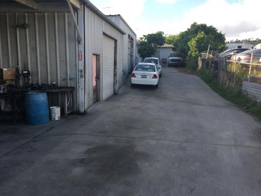 Auto Body Shop - With Real Estate Business For Sale