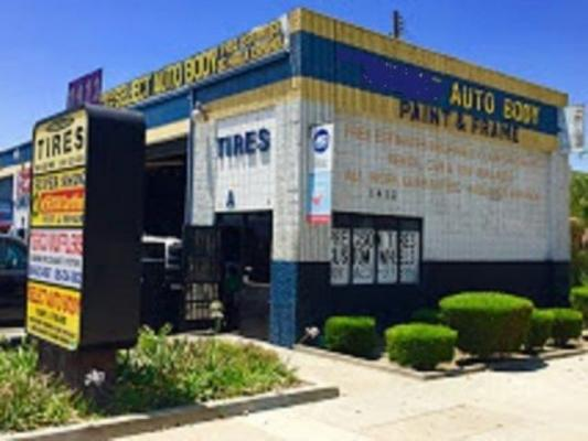Los Angeles County Auto Body Shop - Established 40 Years For Sale