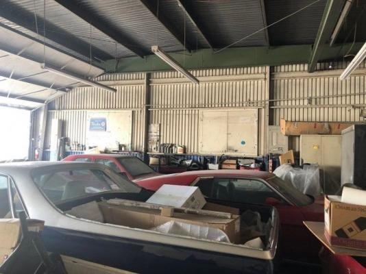 Auto Body Shop - Established 40 Years Business For Sale