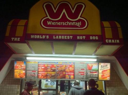 Orange County Wienerschnitzel Franchise - Absentee Run For Sale