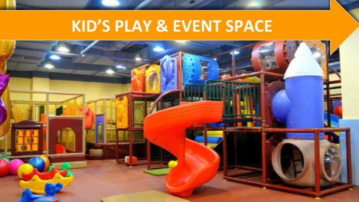 Inland Empire Indoor Playground, Kids Events Space For Sale