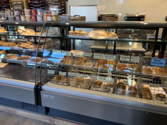 Cupertino, Santa Clara County Bagel, Coffee Shop - Semi Absentee Run For Sale