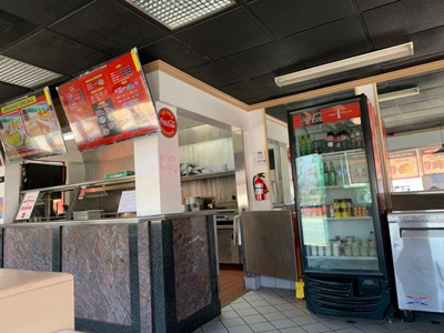 Colton, San Bernardino County Fast Food Restaurant - Asset Sale For Sale