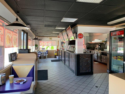 Fast Food Restaurant - Asset Sale Business For Sale