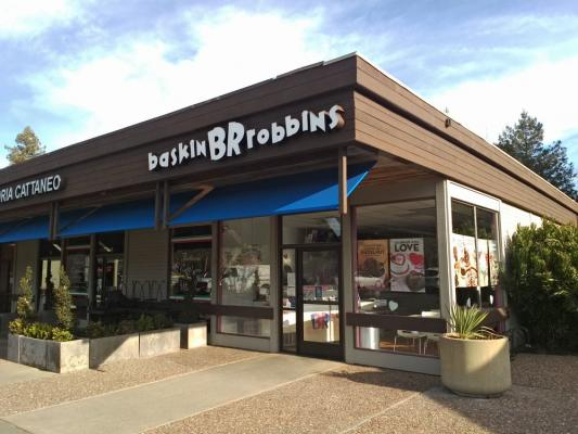 Santa Rosa, Sonoma County Baskin Robbins Ice Cream Franchise For Sale