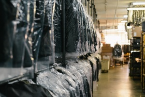 Orange County Dry Cleaning Service For Sale