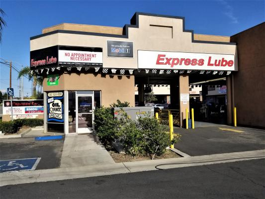 LA, Orange County Border Auto Repair, Express Lube Drive Thru, Oil Change For Sale
