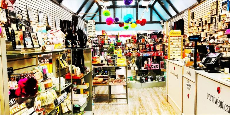Los Angeles County Gift, Toy Shop - Established 80 Years For Sale