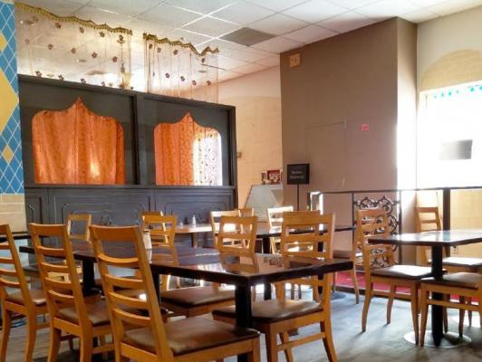 San Francisco Middle Eastern Restaurant - Prime Location For Sale