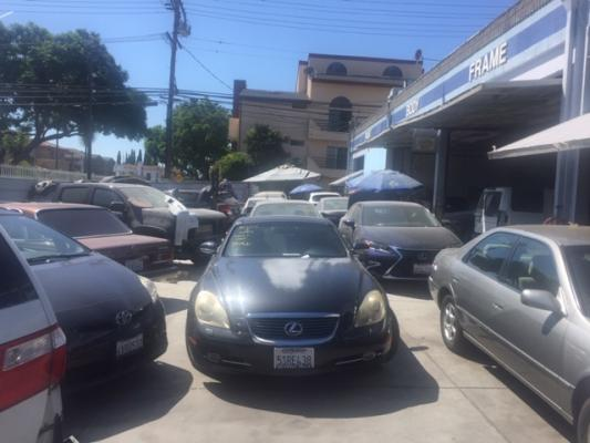 Beverly Hills, LA County Auto Body Shop For Sale