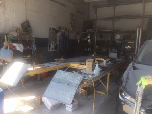 Auto Body Shop Business For Sale
