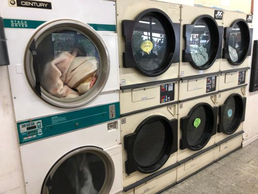 Coin Laundromat Store - 2 Units Business For Sale