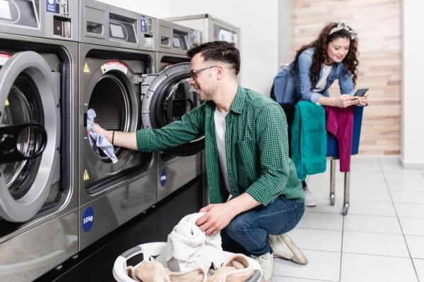San Francisco Bay Area Laundromat - Real Estate For Sale