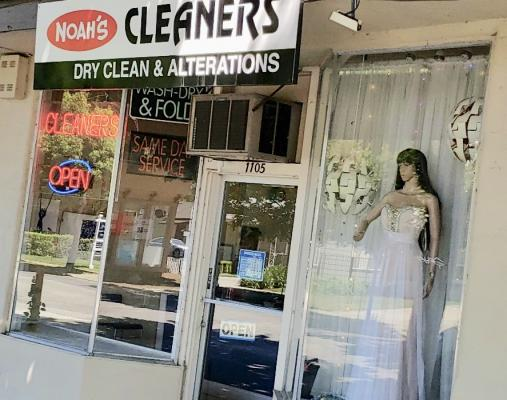 San Francisco Bay Area Dry Cleaners, Alterations Service For Sale
