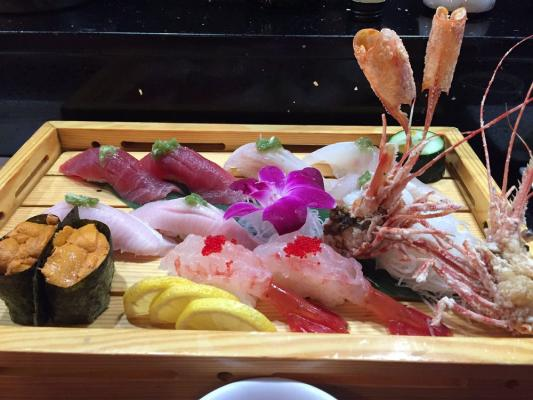Irvine Sushi Restaurant - Absentee Run For Sale