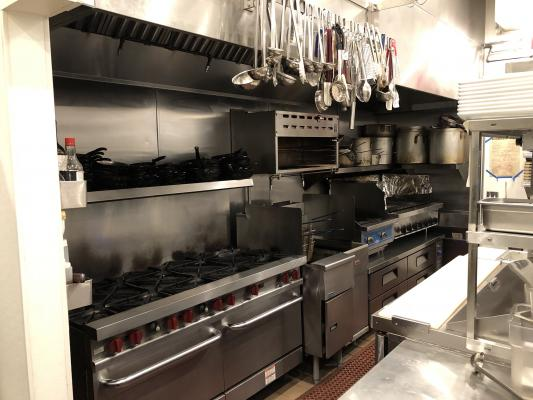 Restaurant, Full Liquor License - Can Convert Business For Sale
