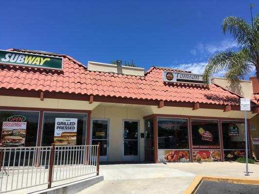 San Diego Fried Chicken Franchise Restaurant Business For Sale