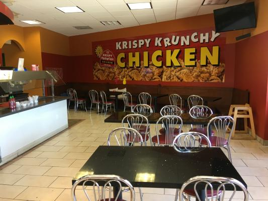 Fried Chicken Franchise Restaurant Company For Sale