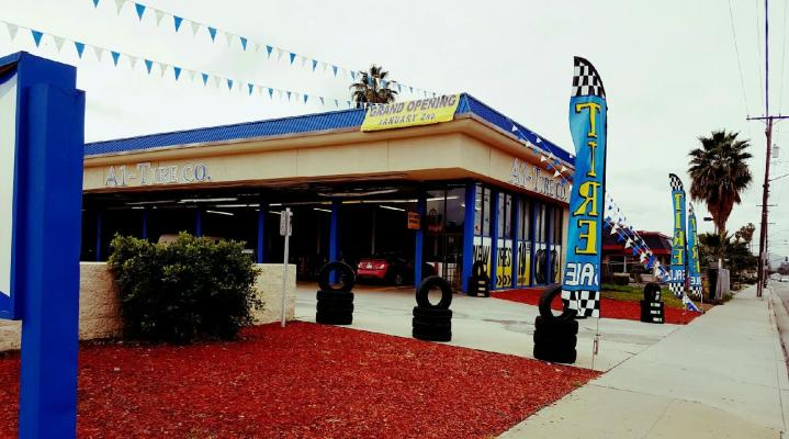 7 Bay Tire Shop - Freestanding Business For Sale