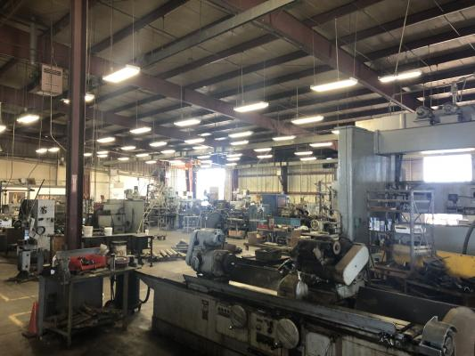 Fresno, Central Valley Machine Shop, Machinery MFG, Real Estate For Sale