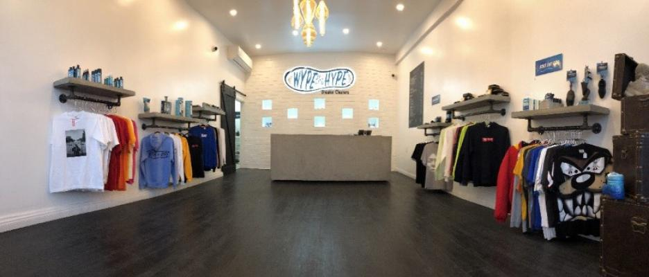 Los Angeles County Sneaker Cleaning, Clothing Store For Sale