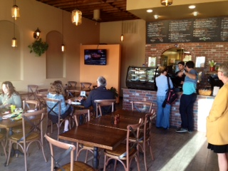 Culver City Persian Scandinavian Fusion Restaurant For Sale