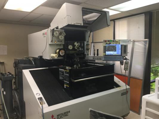 San Francisco Bay Area Semiconductor Tooling Machining Company For Sale