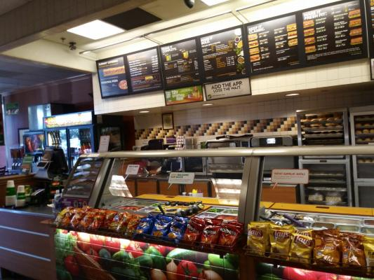 Subway Sandwich Franchise Business For Sale