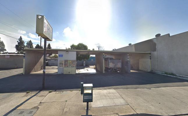 Pico Rivera, LA County Self Serve Car Wash, Real Estate For Sale