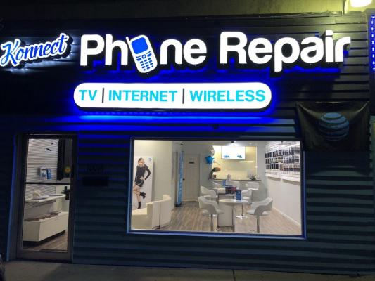 Spring Valley, San Diego Area Cell Phone Repair Store For Sale