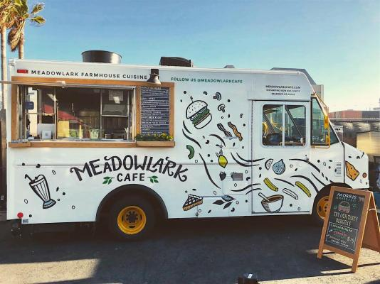 San Francisco Food Truck, Commercial Kitchen For Sale