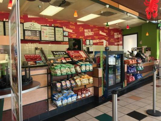 Culver City, LA County Quiznos Sandwich Franchise - Absentee Run For Sale
