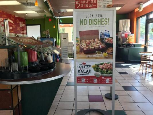 Quiznos Sandwich Franchise - Absentee Run Business For Sale
